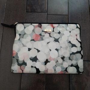 Kate Spade Zip Up Vinyl Tablet Case